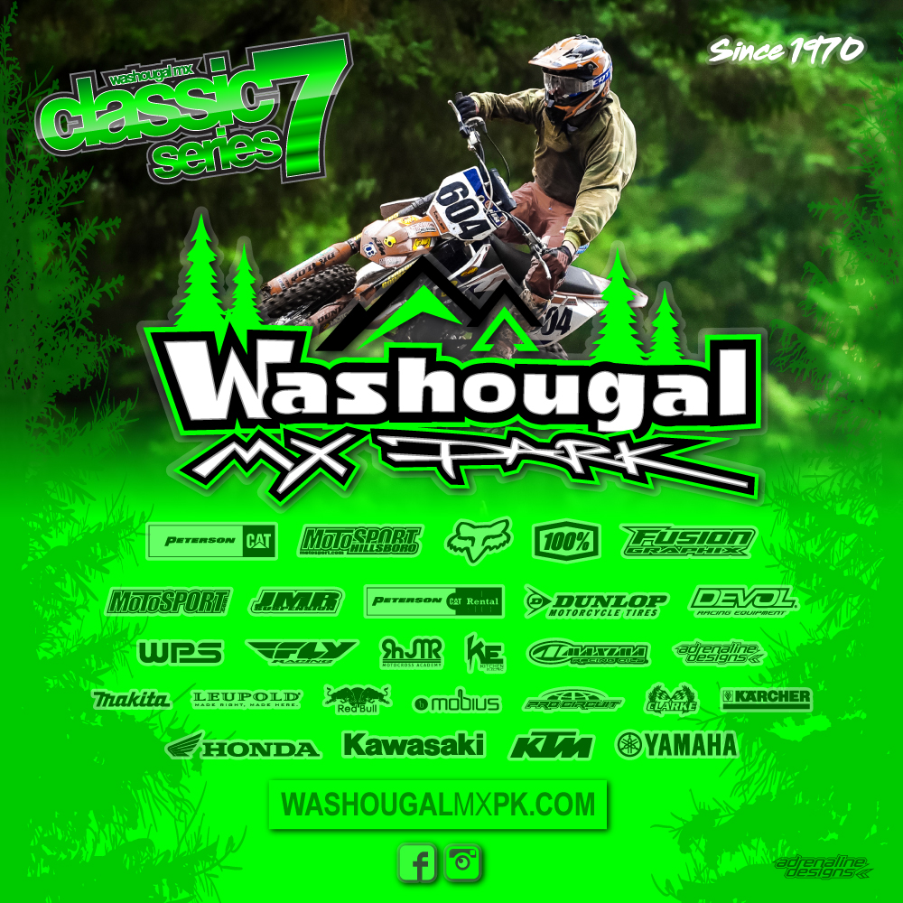 Washougal Motocross Park Get Your Tickets Today